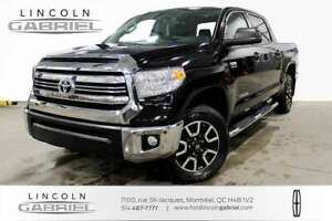 2017 Toyota Tundra SR5 V8 CrewMax 4W AWD, VERY CLEAN, NO ACCIDEN