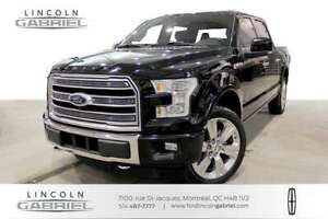 2017 Ford F-150 LIMITED LIMITED, LOW MILEAGE, NEVER ACCIDENTED,