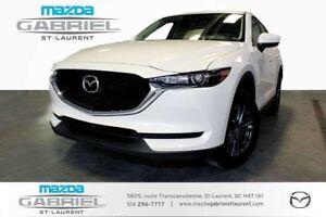 2017 Mazda CX-5 GS + 21 000KM+ JAMAIS ACCIDENTE + GPS NAV
