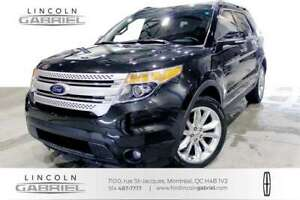 2015 Ford Explorer XLT 4WD PANORAMIC ROOF, AWD, TRAILER TOW PACK