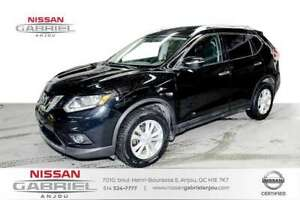 2015 Nissan Rogue SV AWD TOIT OUVRANT+BLUETOOTH+CAMERA