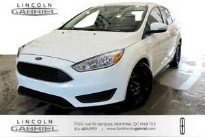 2017 Ford Focus SE Hatch FOCUS HATCH, VERY CLEAN, LOW MILEAGE!!