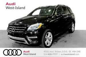2014 Mercedes-Benz M-Class ML350 4MATIC * NAVIGATION * BACK UP C