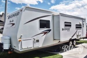 2007 Forest River Rockwood 27SS (Rent  RVs, Motorhomes, Trailers