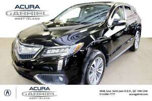 2016 Acura RDX AWD ELITE CUIR+TOIT+NAVI+BLUETOOTH+CAMERA+++&nbsp