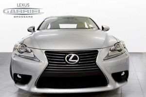 2015 Lexus IS PREMIUM 250 AWD