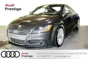 2012 Audi TTS 73986KM NAVIGATION PACKAGE//  LOW KM//