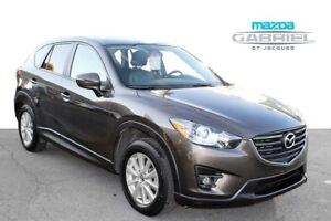 2016 Mazda CX-5 GS AWD +BLUETOOTH+CRUISE+CAMERA DE RECUL+CUIR