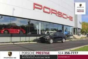 2017 Porsche Cayenne platinum edition Pre-owned vehicle 2017 Por