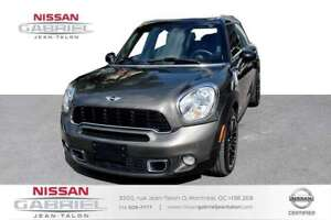 2013 MINI Cooper Countryman S ALL4+navi TRES RARE COUNTRYMAN S +