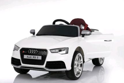 12V Licensed Audi RS 5 Ride On Toy Car For Childrem Kids