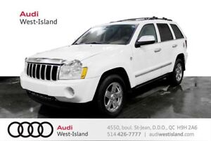 2007 Jeep Grand Cherokee Limited 4WD * NAVIGATION * BACK UP CAM