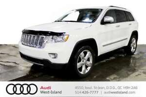 2012 Jeep Grand Cherokee Overland 4WD * NAV * BACK UP CAM *