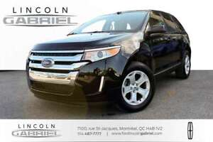2014 Ford Edge SEL AWD SEL+AWD+NAVIGATION+CAMERA+NO ACCIDENTS+VE