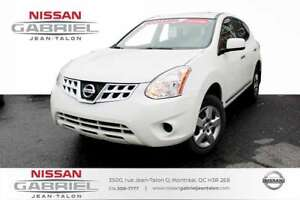 2013 Nissan Rogue S+FWD