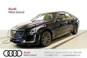 2017 Cadillac CTS 3.6 Luxury AWD * NAV * BACK UP CAM *