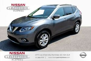 2016 Nissan Rogue SV AWD (4X4) RETOUR DE LOCATION+JAMAIS ACCIDEN