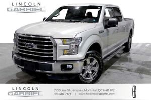 2016 Ford F-150 XLT SUPERCREW 6.5-ft.BED 4WD,CAMERA+SYNC+TRAI