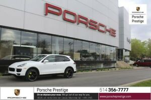 2017 Porsche Cayenne S Pre-owned vehicle 2017 Porsche Cayenne S