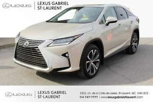 2016 Lexus RX 350 AWD Luxury Pkg + Navigation + Camera de recul