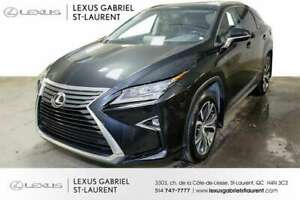 2016 Lexus RX *Luxury Pkg* Luxury Pkg + Navigation + Camera de r