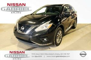 2016 Nissan Murano SL AWD LEATHER+SUNROOF+CAMERA+BOSE AUDIO