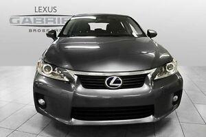 2013 Lexus CT 200h CUIR