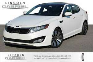 2012 Kia Optima SX VERY CLEAN, NEVER ACCIDENTED!!