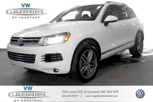 2014 Volkswagen Touareg TDI COMFORTLINE CUIR, TOIT OUVRANT PANO,