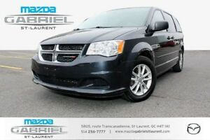 2014 Dodge Grand Caravan SXT + STOW N GO + ECRAN DVD + BLUETOOTH