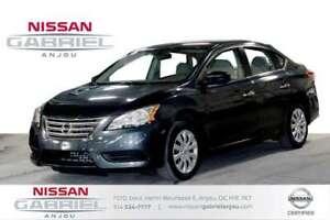 2013 Nissan Sentra 1.8 SV AUTOMATIC+BLUETOOTH+CRUISE
