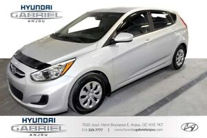 2017 Hyundai Accent GL BAS KILO - BLUETOOTH - SIEGES CHAUFFANT