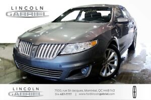 2012 Lincoln MKS EcoBoost AWD THE BEAUTIFUL FULLY LOADED MKS 201