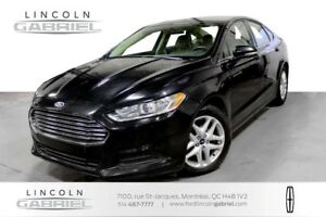 2014 Ford Fusion SE+SIEGES ELECT+CRUISE+BLUE TOOTH+JAMAIS ACCIDE