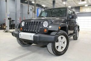 2010 Jeep Wrangler Unlimited Sahara 4X4 ++ SEULEMENT