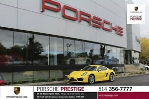 2014 Porsche Cayman S Pre-owned vehicle 2014 Porsche Cayman S &n