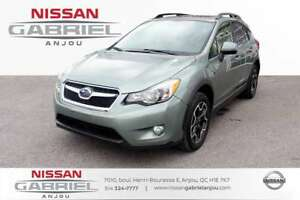 2014 Subaru XV Crosstrek 2.0 LIMITED LEATHER+SUNROOF+CAMERA+BLUE