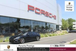 2017 Porsche Panamera Turbo  Pre-owned vehicle 2017 Porsche Pana