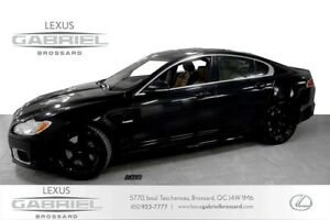 2011 Jaguar XF-Series SUPERCHARGED