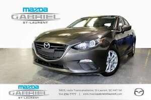 2015 Mazda Mazda3 GS  SPORT + CAMERA DE RECUL+ SIEGES CHAUFFANTS