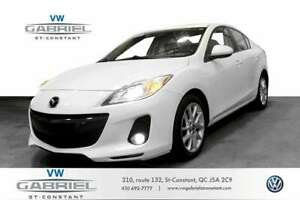 2013 Mazda Mazda3 GT CUIR, TOIT OUVRANT, PUSH TO START, SYSTEME