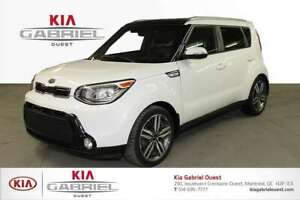 2015 Kia Soul SX LUXURY 201 Kia Soul SX LUXURY,NAV,Leather