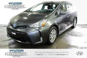 2017 Toyota Prius V HYBRID BLUETOOTH, CAMERA DE RECUL, MAGS, R&E