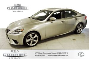 2016 Lexus IS 350 AWD GPS