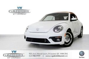 2017 Volkswagen Beetle Classic Convertib STYLE PACKAGE! TOUT EQU