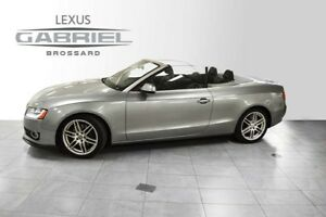 2010 Audi A5 Cabriolet 2.0T