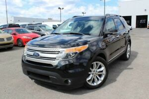2014 Ford Explorer XLT 4WD, NAVI, BLUETOOTH, TRAILER TOW PACKAGE