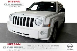 2010 Jeep Patriot Limited+CUIR+MAGS AWD 4X4 !! vehicule inspecte