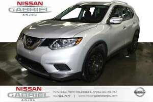 2016 Nissan Rogue S FWD BLUETOOTH+CAMERA+USB AUX PORT+CERTIFIED