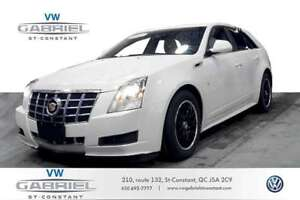 2012 Cadillac CTS LUXURY CUIR, TOIT OUVRANT PANO, SEUL A VENDR